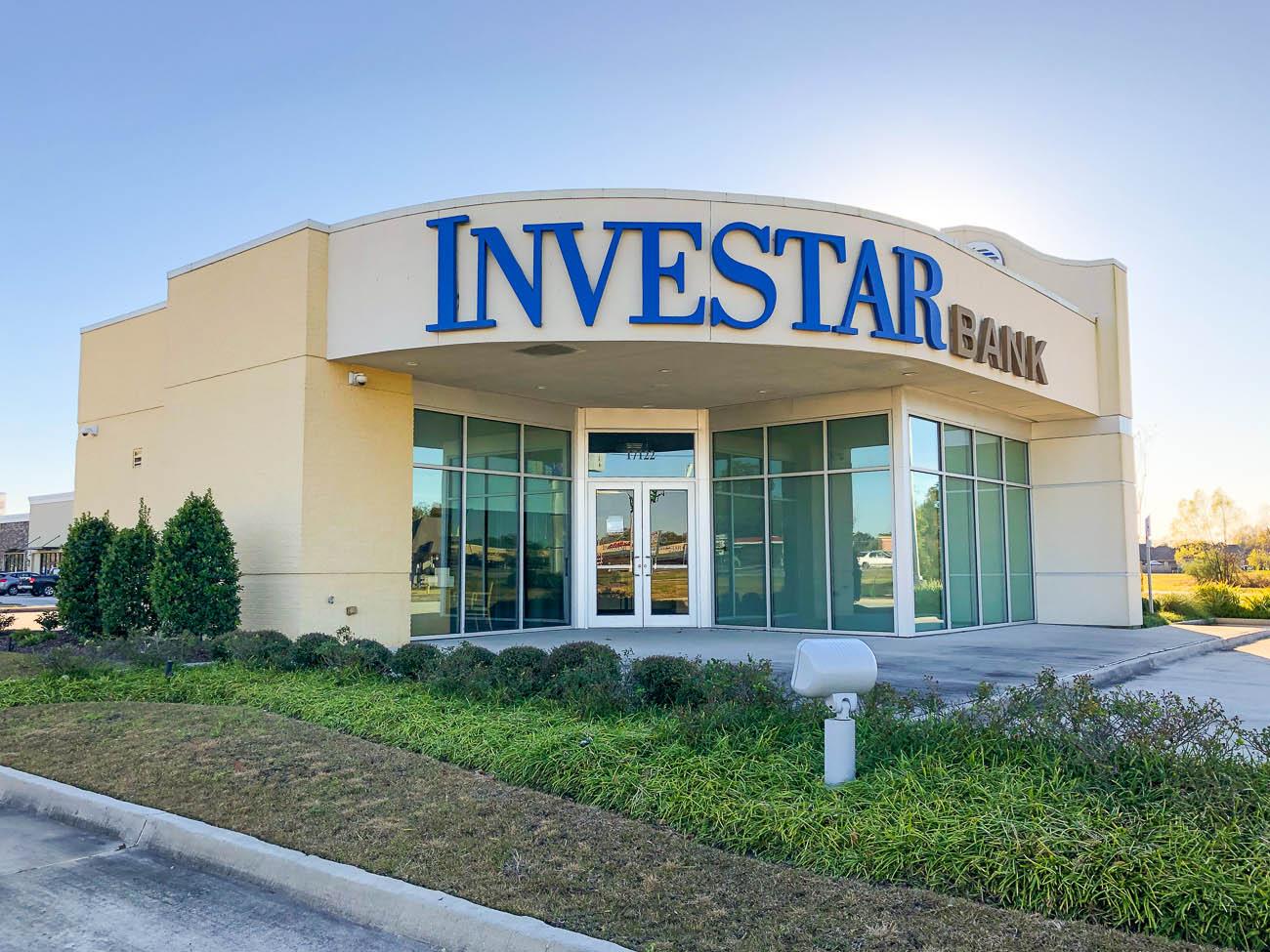 investar bank metairie la